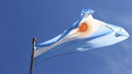Argentinien, Flagge © pixabay