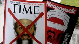 07 May 2011, Lewiston, Idaho, USA --- LEWISTON/IDAHO STATE /USA _ American News magazine Time and Newsweek Osama ben Laden dean news on recently american issues 7 April 2011(PHOTO BY FRANCIS JOSEPH DEAN/DEAN PICTURES) --- Image by © Francis Dean/Corbis