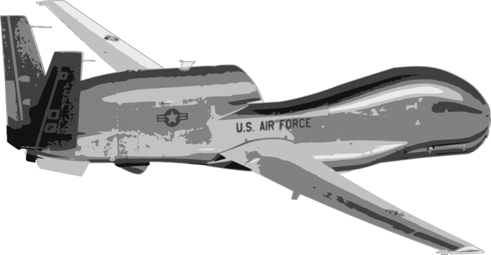 US Air-Force, Drohne © pixabay