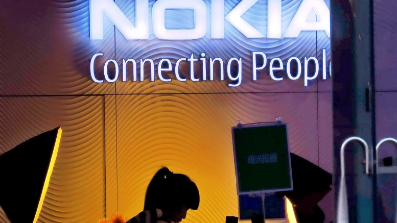06 Mar 2013, Shanghai, China --- --FILE--A Nokia store is pictured at a shopping center in Shanghai, China, 6 March 2013. Nokias fall has been particularly brutal in Asia. The mobile-phone maker that Microsoft(MSFT) wants to buy for $7.17 billion once ruled China and India, but the Finnish company has suffered dizzying declines. Nokia no longer even ranks among Chinas top 10 smartphone brands, says Melissa Chau, Singapore-based analyst with IDC. With a market share of less than 1 percent, Nokia just disappears into a group of anonymous others.Nokia has suffered in Asia because of the popularity of Samsung and Apple (AAPL)on the high end of the smartphone market and the growth of local brands in the middle and lower tiers. Those cheaper rivals include such well-established companies as Huawei, ZTE (763:HK), and Lenovo (992:HK), as well as newer Chinese brands like Coolpad and Xiaomi. --- Image by © Imaginechina/Corbis