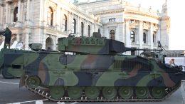 Panzer -Österreichisches Bundesheer, Wien © Raoul Kirschbichler