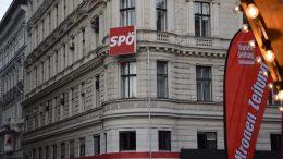 SPÖ-Zentrale, Wien        © Raoul Kirschbichler