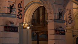 ÖVP-Zentral in Wien      © Raoul Kirschbichler