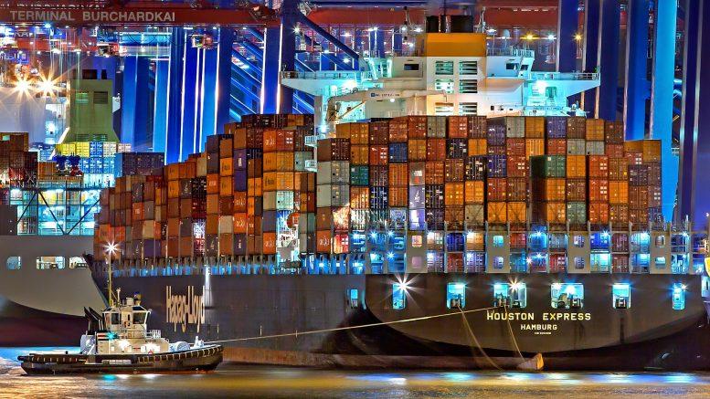 Hafen Hamburg, © pixabay